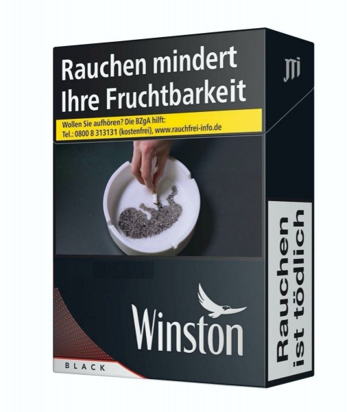 Winston Black XXL