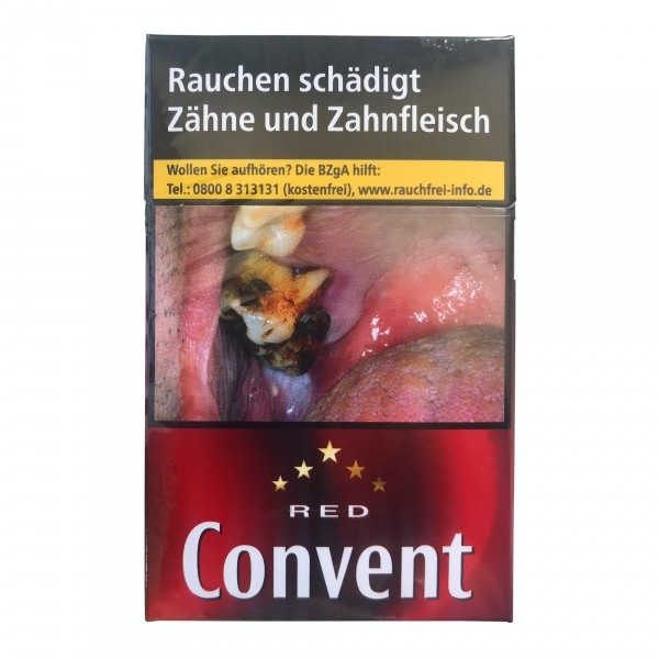 Convent Red OP