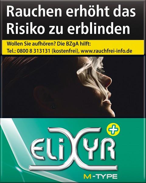 Elixyr Green Big Pack Zigaretten Plus+
