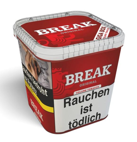 Break Original Volumentabak Eimer