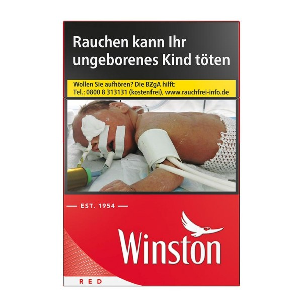 Winston Red XL