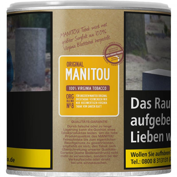 Manitou Gold No8 Dose