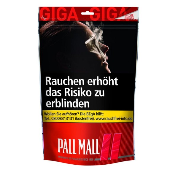 Pall Mall Red Giga