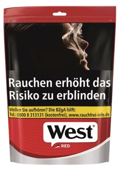 West Red Volumentabak Zip Bag XL