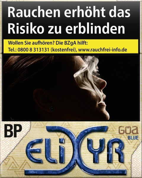 Elixyr Goa Blue BP