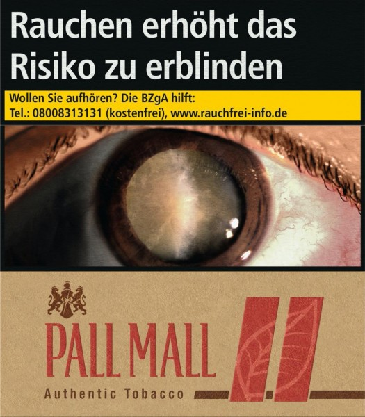 Pall Mall Authentic Red GIGA