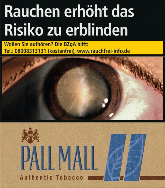 Pall Mall Authentic Blue GIGA