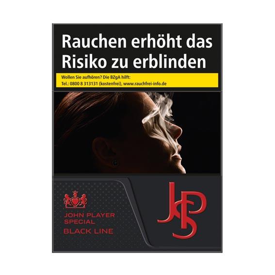 JPS Black Line XL