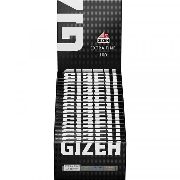Gizeh Black Extra Fine