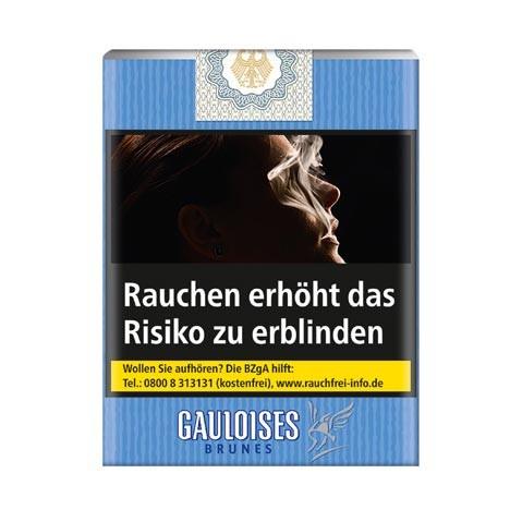 Gauloises Brunes ohne Filter Zigaretten
