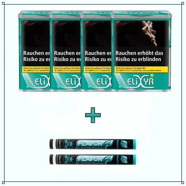 Elixyr+ x Flavorstone Menthol Aktionspaket (Flavor by Stone)
