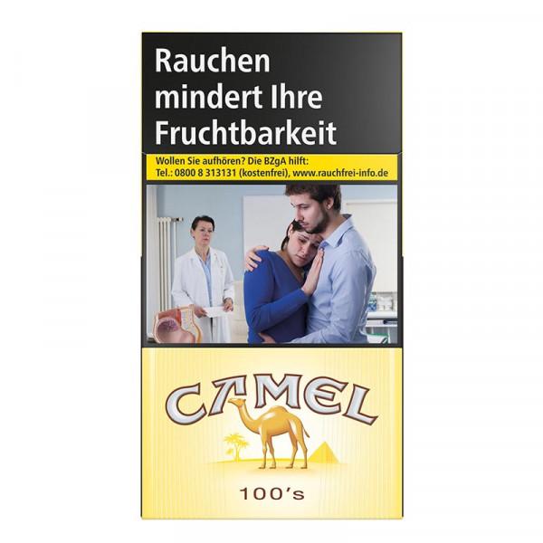 Camel Filter 100 Zigaretten