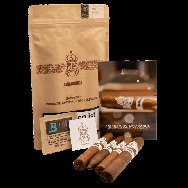 CigarKings Nicaragua Sampler #1