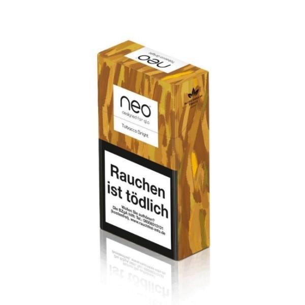 Neo Sticks - Tobacco Bright