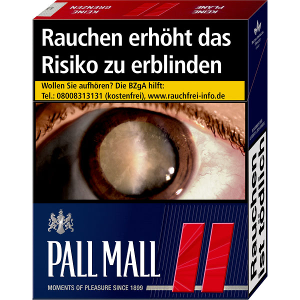 Pall Mall Red 2XL