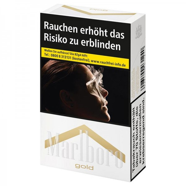 Marlboro Gold Zigaretten