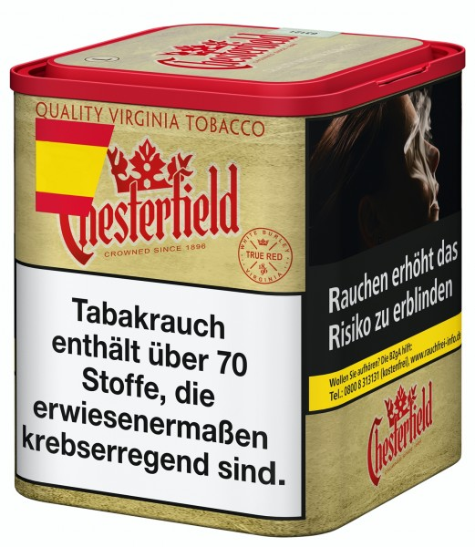 Chesterfield True Red Dose