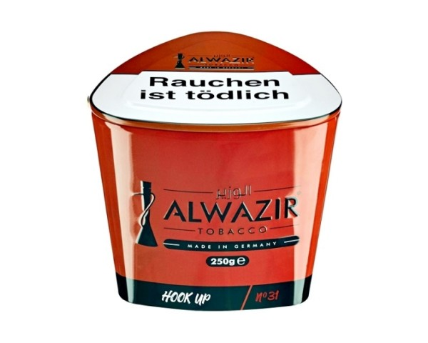 Alwazir Tobacco 250g - No. 31 Hook Up