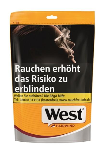 West Yellow Volumen Beutel