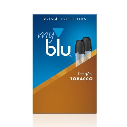 Myblu Tobacco Liquidpod 0mg