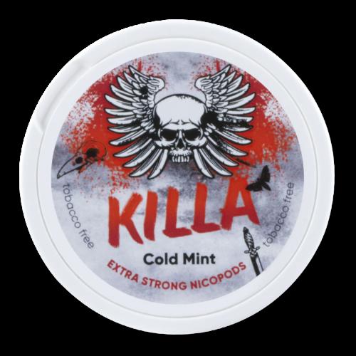 Killa Cold Mint (Extra Strong)