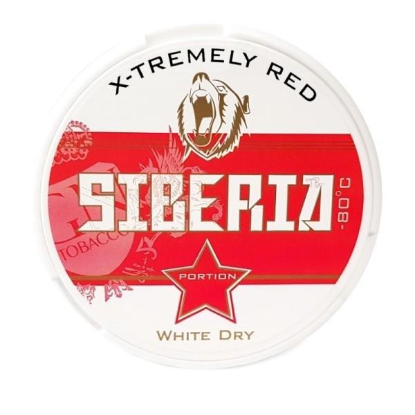 Siberia X-tremely Red White Dry -80°C