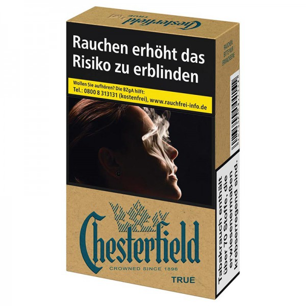 Chesterfield True Blue