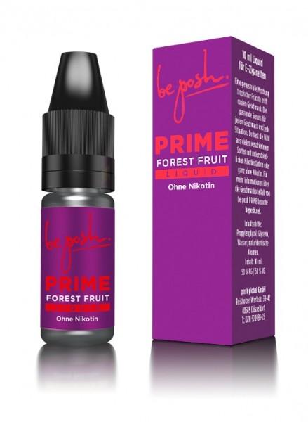 be posh Liquid - Forest Fruit (0mg/ml)