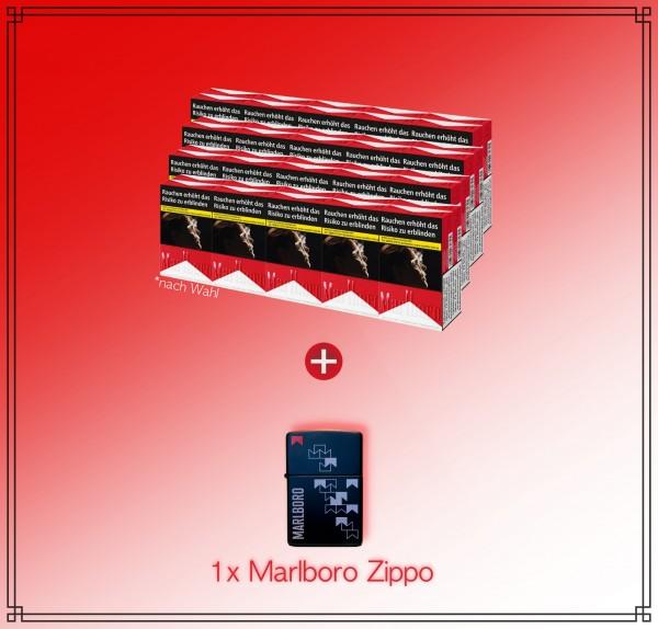 Marlboro Zippo Paket