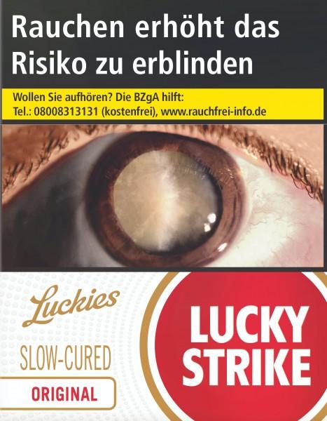 Lucky Strike Red XXXL