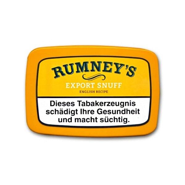 Rumney's Export Snuff