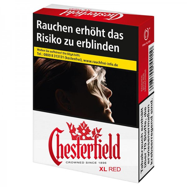 Chesterfield Red XL