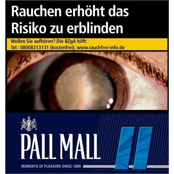 Pall Mall Blue Jumbo