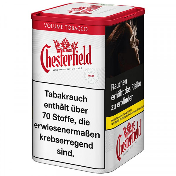 Chesterfield Red Volumen Dose