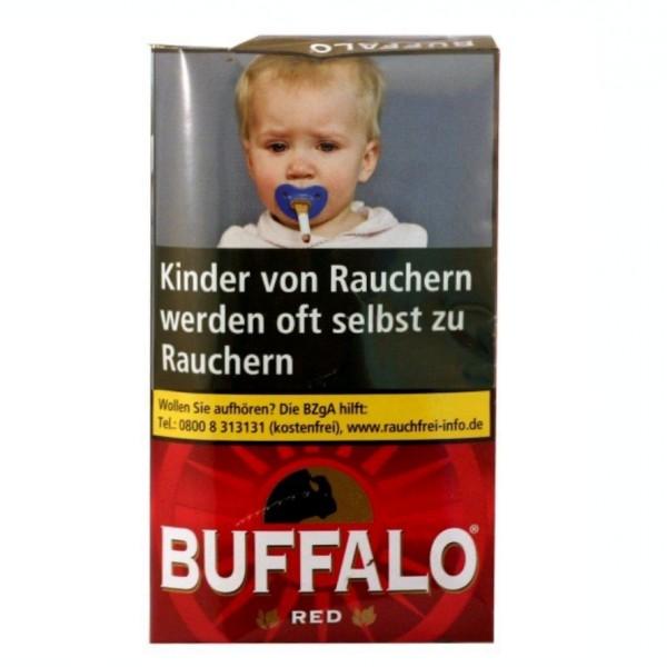 Buffalo American Blend Red Tabak