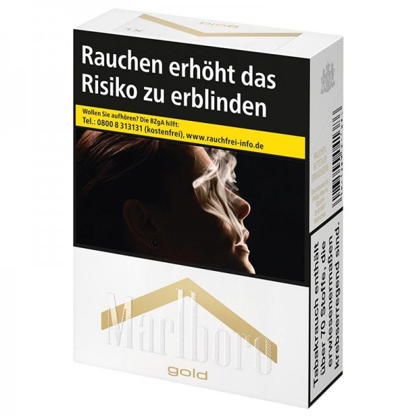 Marlboro Gold XL Zigaretten