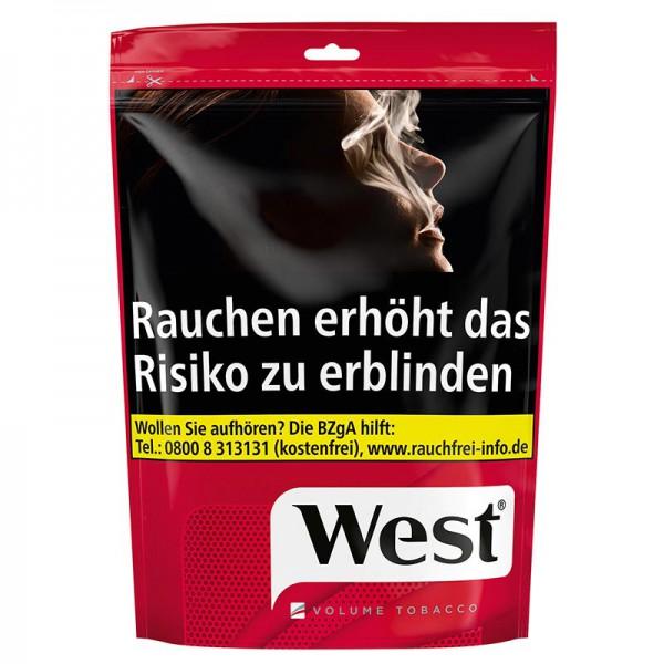 West Red Volumen Beutel