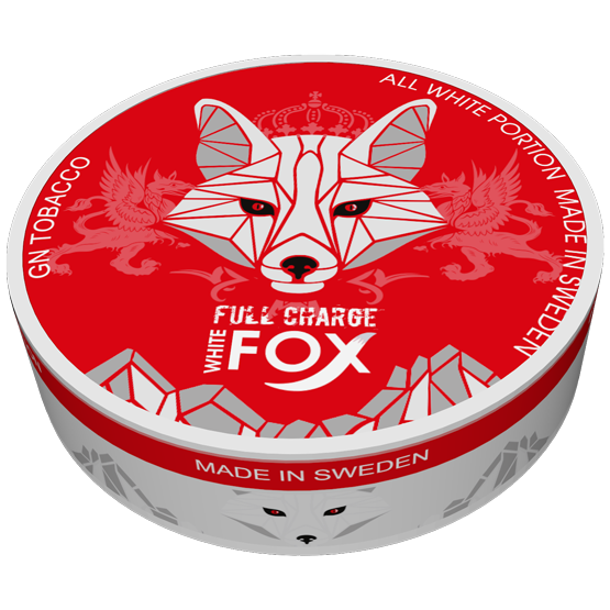 White Fox Red Full