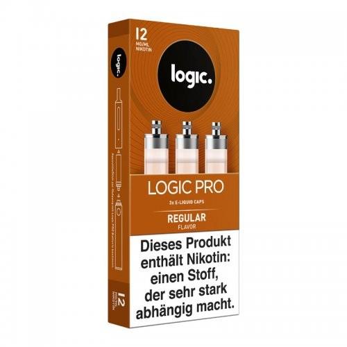 Logic Pro Caps Regular 12mg