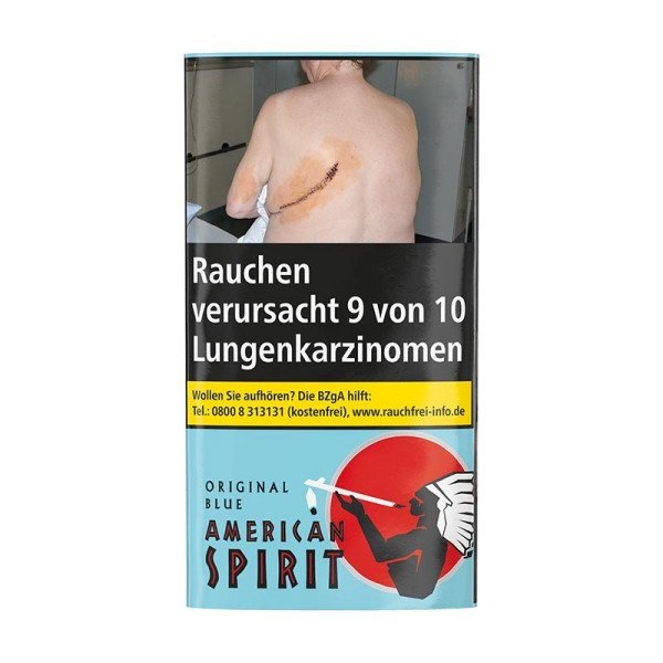 American Spirit Blue Tabak 30g