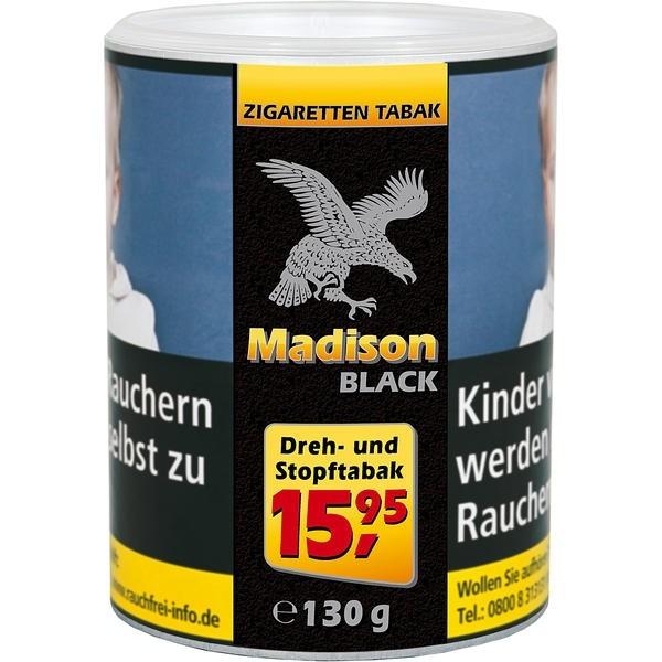 Madison Black Zware Dose