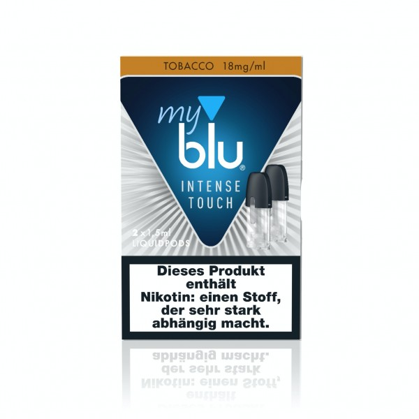 Myblu Intense Touch Tobacco (18mg/ml)