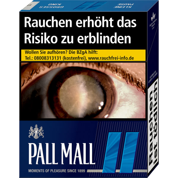 Pall Mall Blue XXL