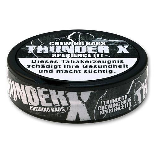 Thunder X Chewing Bags Xperience