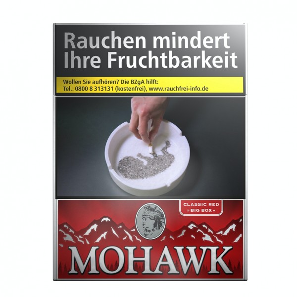 Mohawk Red Big