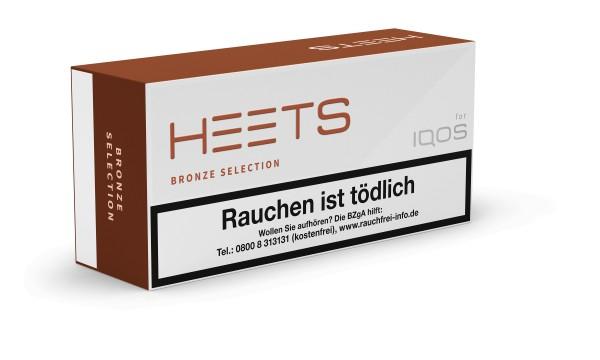 IQOS Heets Bronze Selection