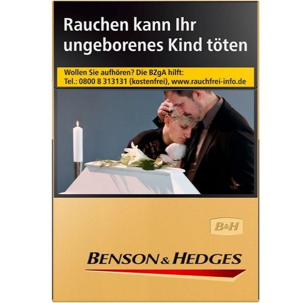 Benson & Hedges Gold BP