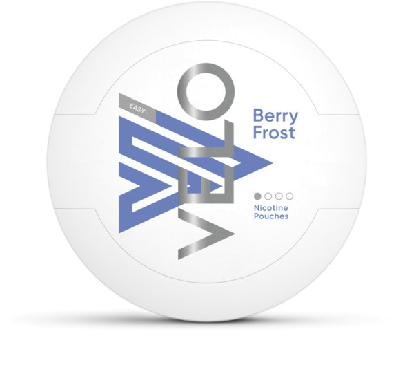 VELO Berry Frost Easy