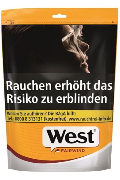 West Yellow Volumen Beutel XL
