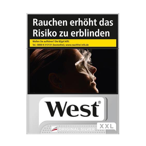 West Silver XXL